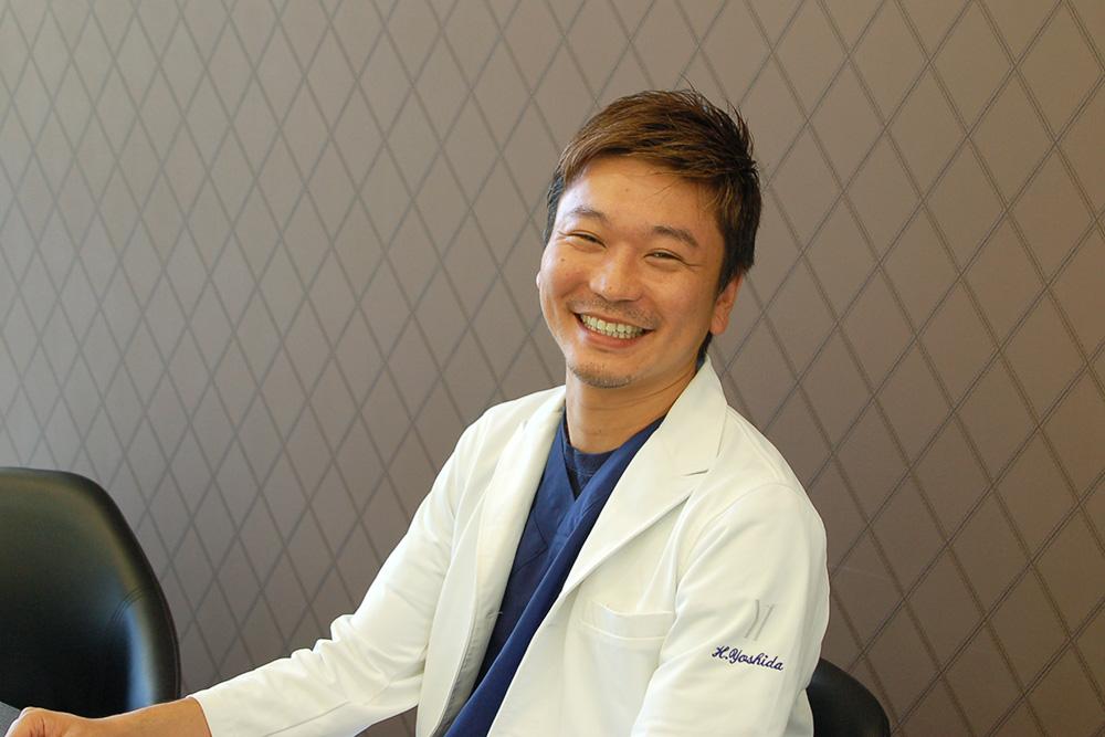 モアナ歯科クリニック 理事長 吉田 元先生