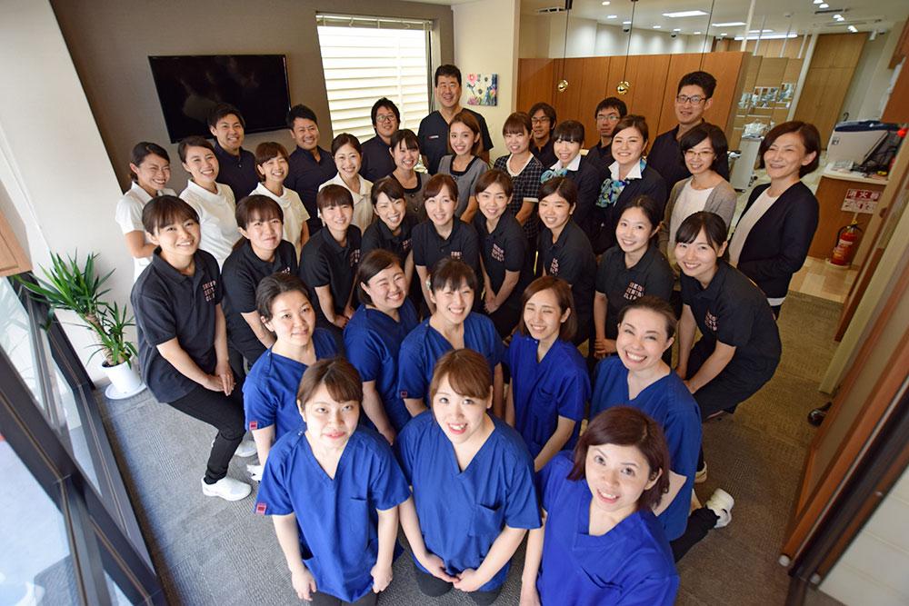 安心して働ける歯科医院の取り組み 医療法人さこだ歯科医院 伊黒香織さん